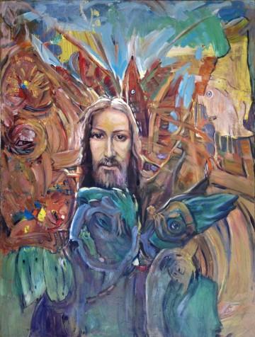 Zagadnięty Jezus